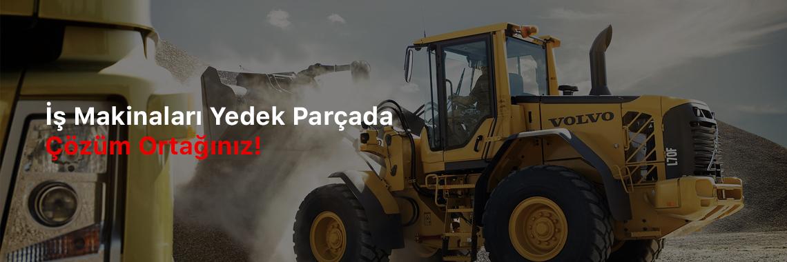 Ankara İş Makinaları Yedek Parçaları